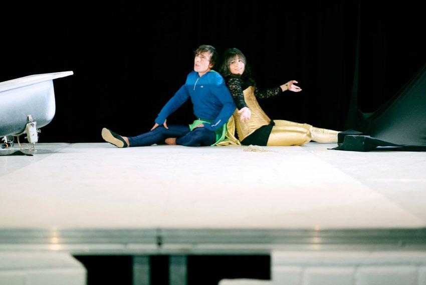 Tod eines Superhelden - Fotos: Ute Langkafel MAIFOTO